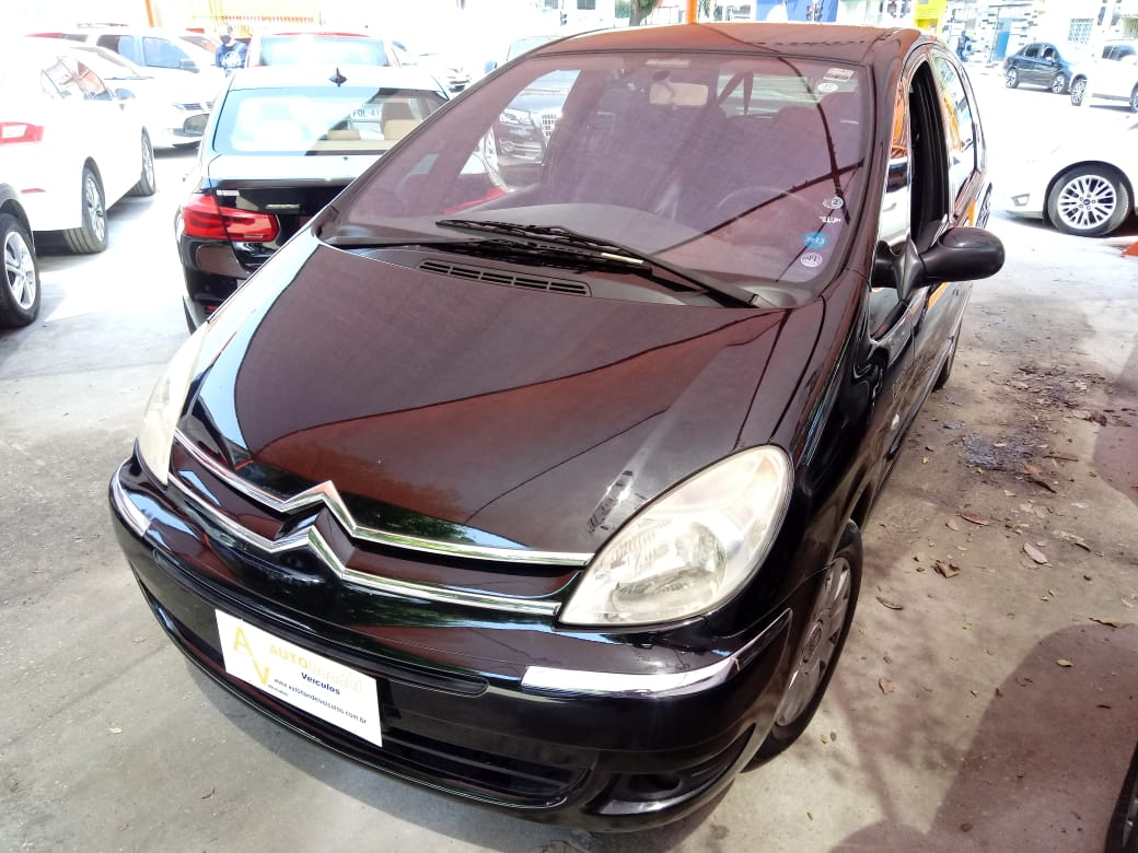 CITROËN XSARA PICASSO 1.6 EXCLUSIVE