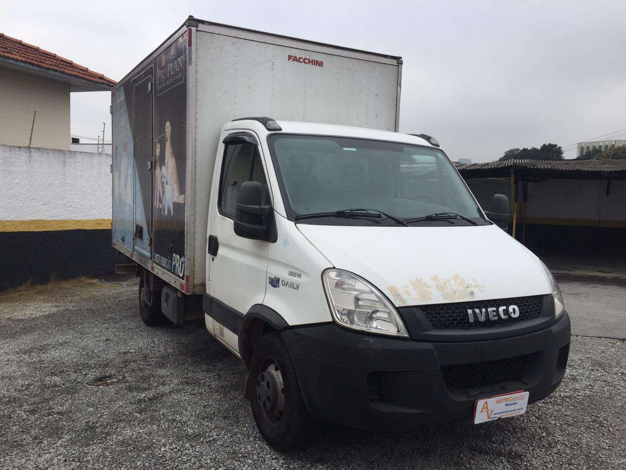 IVECO DAILY 35S14 CHASSI CABINE TURBO INTERCOOLER DIESEL 2P MANUAL